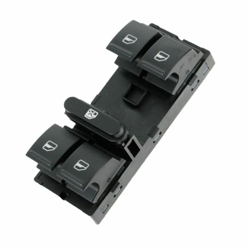 POWER WINDOW SWITCH  1K4959857AREH  For Seat 2016-11  Volkswagen 2018-05