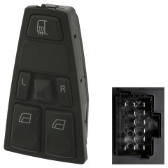 POWER WINDOW SWITCH  20455316  For  Volvo FH FM FMX NH 9 10 11 12 13 16