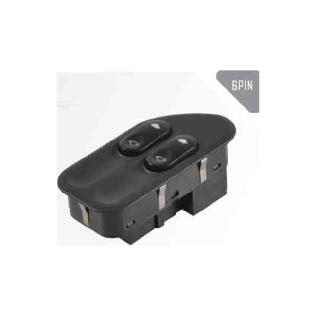 POWER WINDOW SWITCH  7S6514529BA  For Ford Fiesta