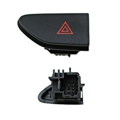 Hazard Warning Switch   252907372R For Renault Captur   Clio IV Dacia Duster