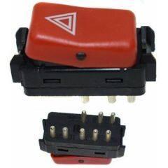 Hazard Warning Switch   1248200110 For Mercedes Benz 200   220   230   250   260   280   300   320   400   500   E Series   C Series