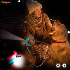 LED Dog Harness Light Soft Adjustable Dog light accessories