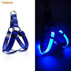 aidiPET LED USB RECHARGEABLE DOG HARNESS
