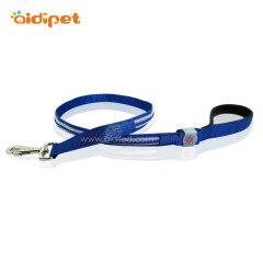Best Selling Led Dog Leash Set Led Retractable Pet Dog Leash Luminous Dog Lead