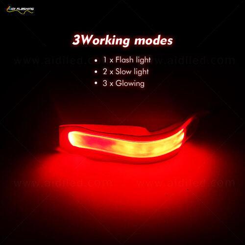 Led Slap Band Led Band LED Slap Bracelet Lights Glow Band For Running Activity Replaceable Battery
