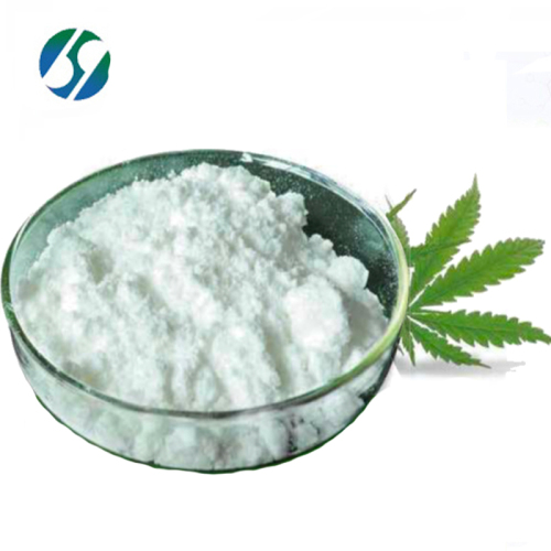 Bulk Stock Industrial Hemp Extract Cannabidiol CBD Isolate 99.9 Powder