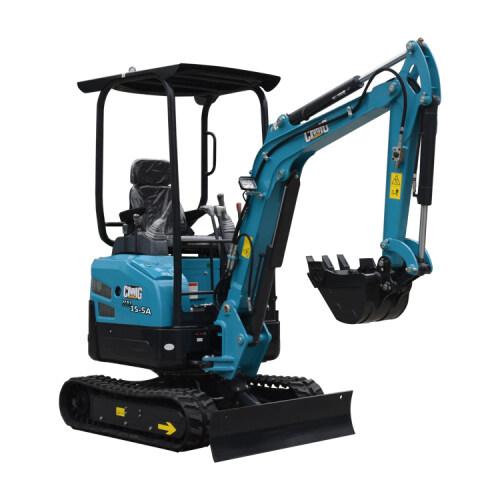 Factory Direct Selling light duty Equipment 1.5ton  2ton Digger Excavator Mulcher