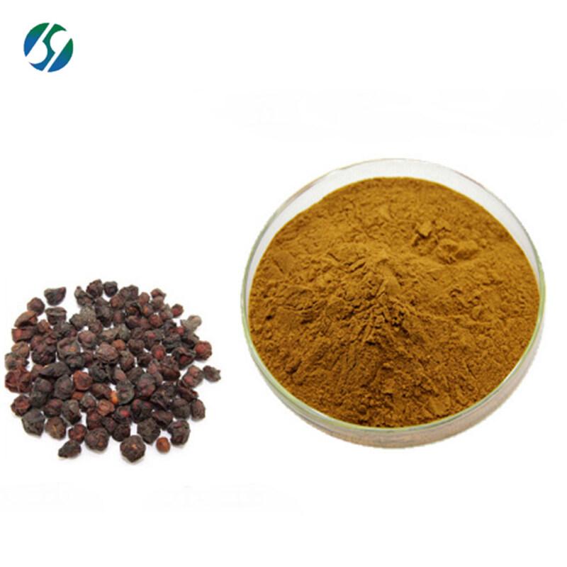 Factory supply high pure organic CAS 7432-28-2 Schisandra Berries P.E