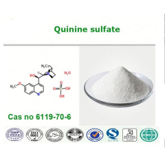 Top quality Quinine sulphate 6119-70-6 with reasonable price and fast delivery on hot selling !!