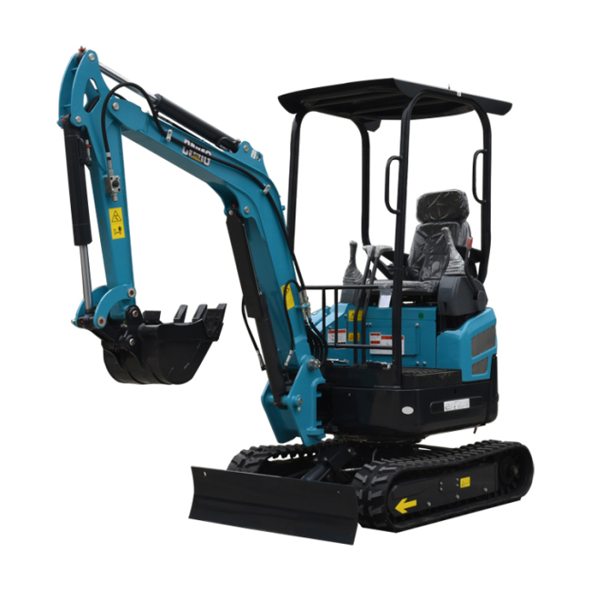 Safe and durable easy to operate low price of mini sprocket digger excavator