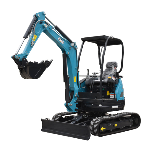 1.5 ton 2.5 ton Factory direct sales Earthmoving china hydraulic mini backhoe digger
