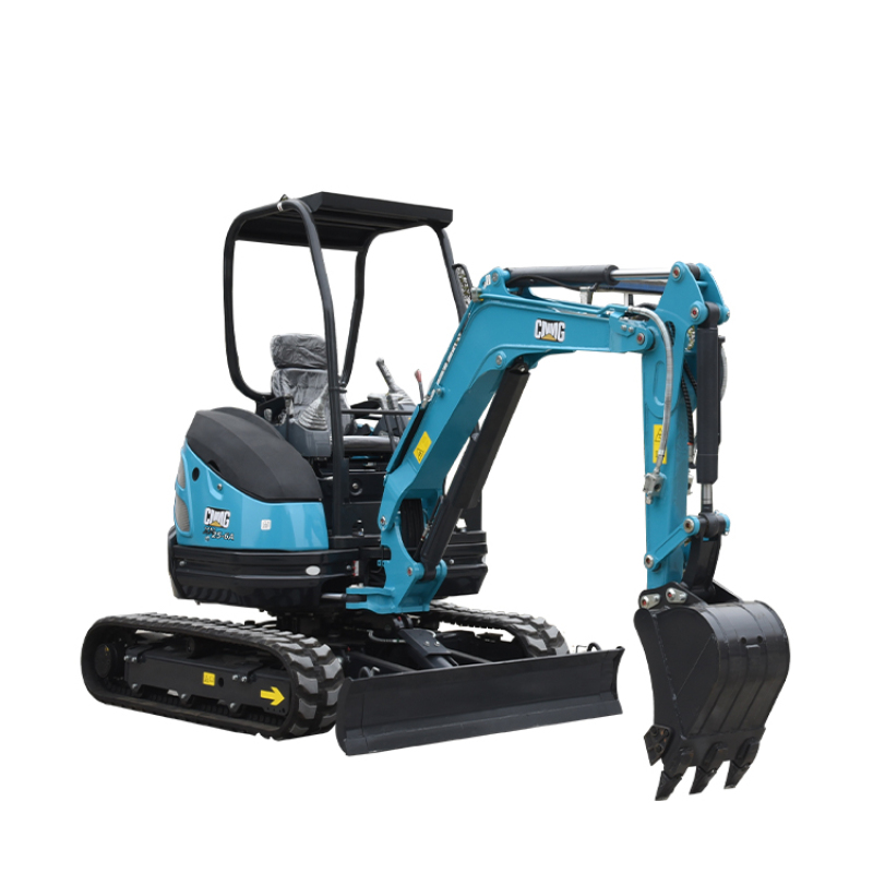 Cheap Price 2.5 ton mini  crawler excavator chinese mini excavator small digger for sale