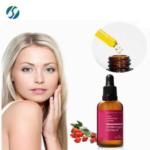 Bulk pure and natural plant seed rose hip oil with best price.