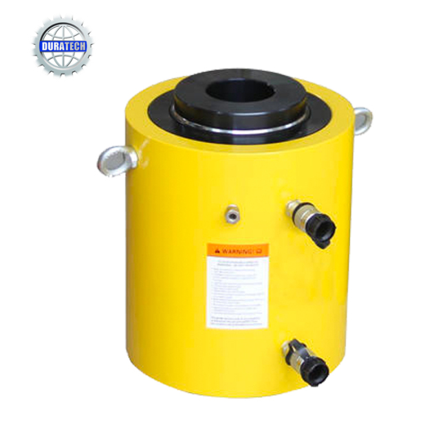 Double Acting Heavy Duty Hollow Plunger Cylinders Hollow Hydraulic Cylinder