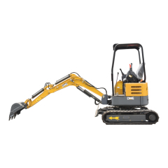 China popular brand  hydraulic small digger machine  cheape price mini excavator 2.0 ton