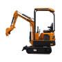 Best selling mini digger excavator mini hydraulic excavator
