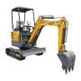 CE ISO Bucket mini excavator home use hydraulic mini excavatorfor sale