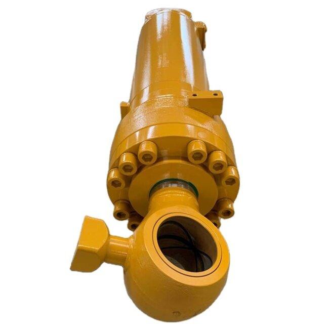 Customized front End Loader side loader hydraulic tilt Lift Table cylinder for Sale