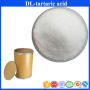 China factory supply 99% best price DL-tartaric acid for food additives