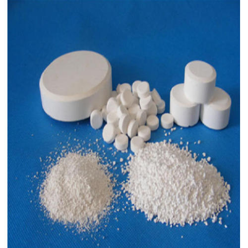 Sodium dichloroisocyanurate 60% SDIC tablets / sdic 56%.60% granular with CAS 2782-57-2
