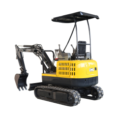 Multifunctional china Small garden Hydraulic Digger Mini Excavator 1.8 ton 2.5ton