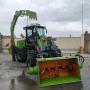 Cheapest mini farm tractor towable backhoe loader with YUNNEI engine
