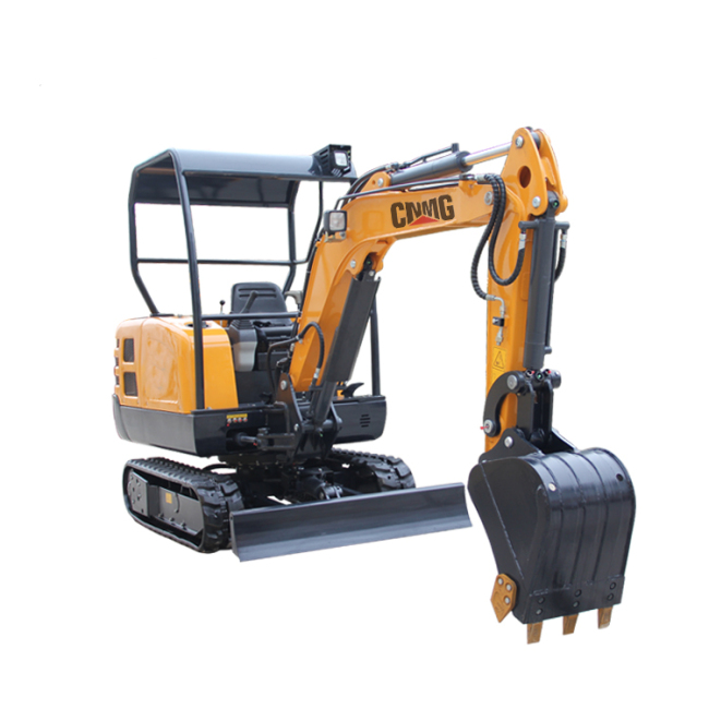 Possess ROPS/FOPS quality certification china made micro excavator loader for sale