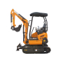 Best price 2t micro bagger chinese excavator machine mini digger for sale