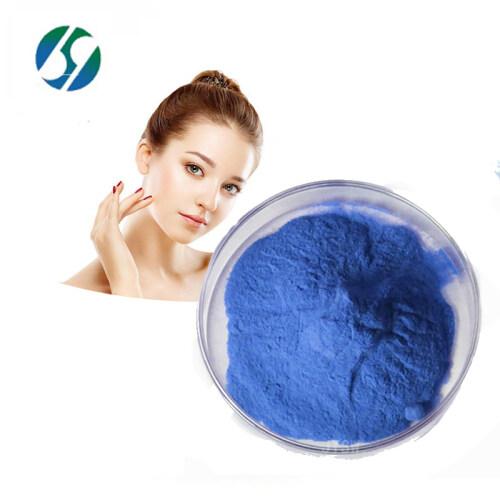 Anti-Wrinkle Copper Peptide | Copper tripeptide-1 | GHK-Cu  | CAS 49557-75-7