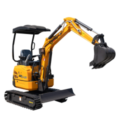 Suitable for various environments cheapest mini machine excavator grapple