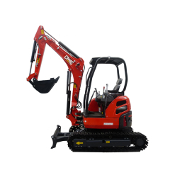 Chinese CNMG excavator manufacturer sell 3 ton mini excavator micro digger for sale