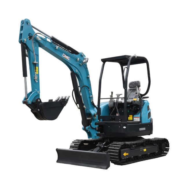 Chinese new 3 ton cheap mini digger small excavator for sale
