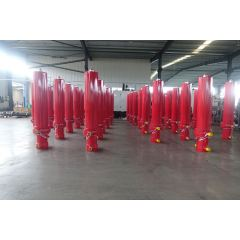 Customization Tipper multi-stage front lifting cylinder for wholesale