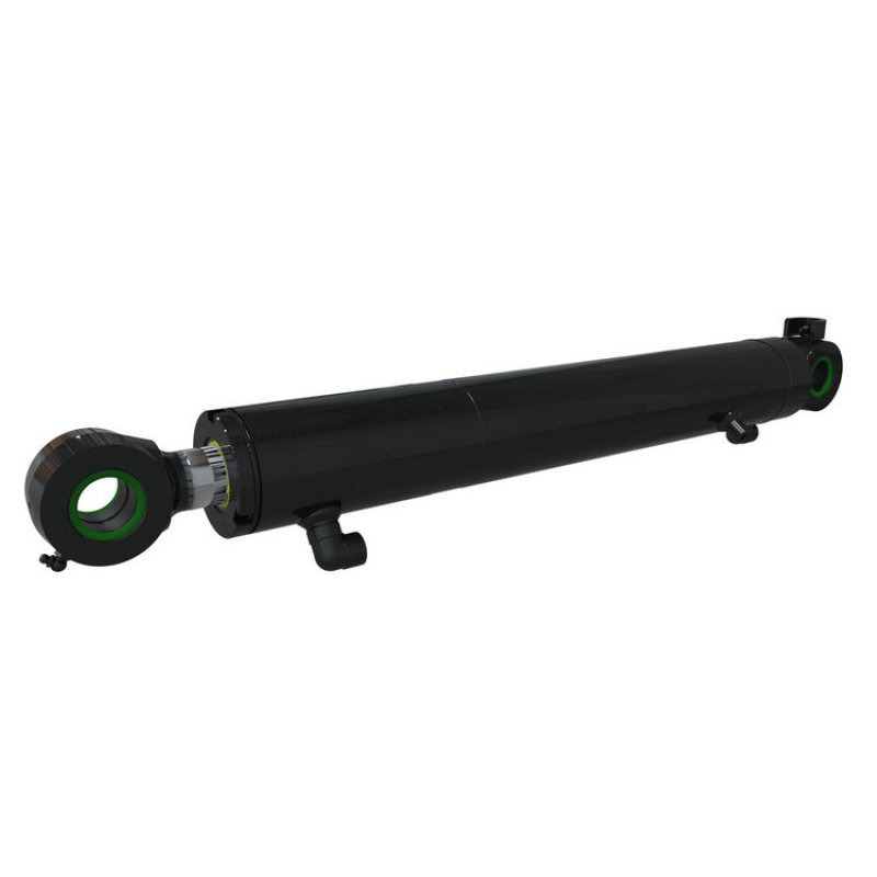 4 Stages 4800mm Oil Brake Hydraulic Cylinder for Boom Truck