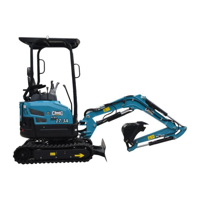 Household light Low fuel consumption new low prices garden mini hammer excavator