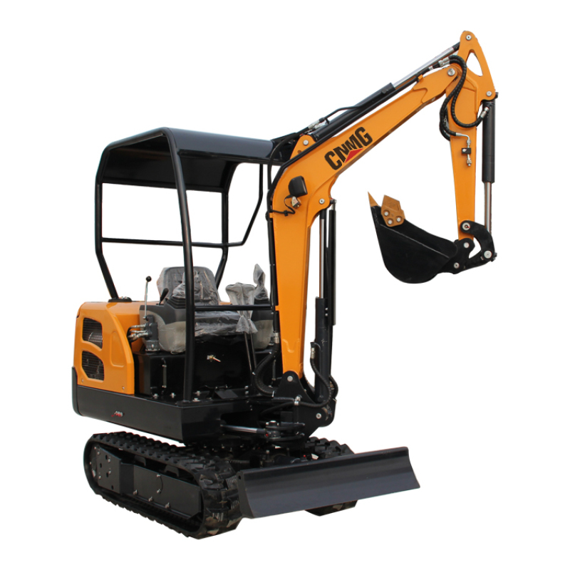 Asia Chinese excellent performance quality and safety are guaranteed track motor crusher excavator