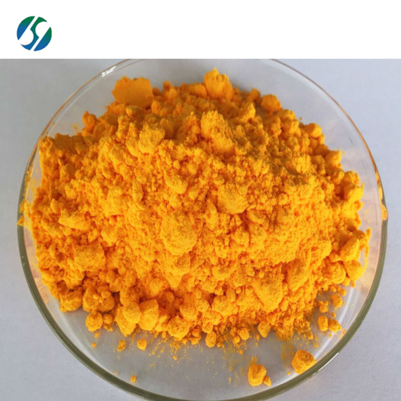 High quality Pigment Yellow 34/Lead chromate with best price 7758-97-6