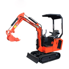 Easy to operate Low price high quality mini backhoe towable backhoe loader excavator