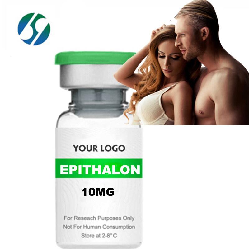 High quality Peptide 10mg 100mg Epithalon / Epitalon CAS 307297-39-8