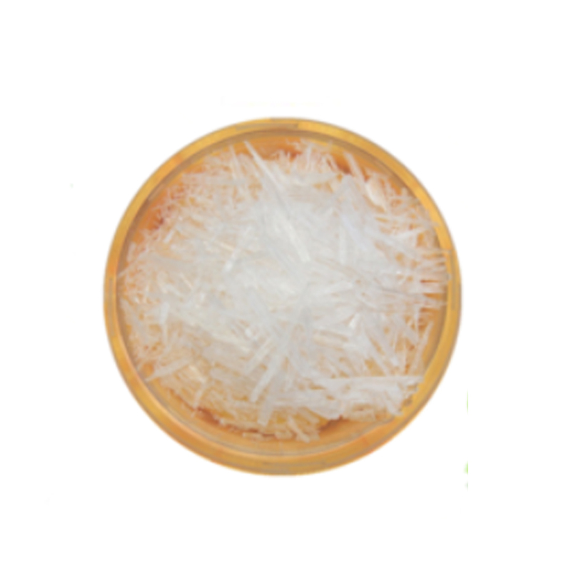 Factory Price Natural 99% Menthol crystals menthol with CAS  89-78-1