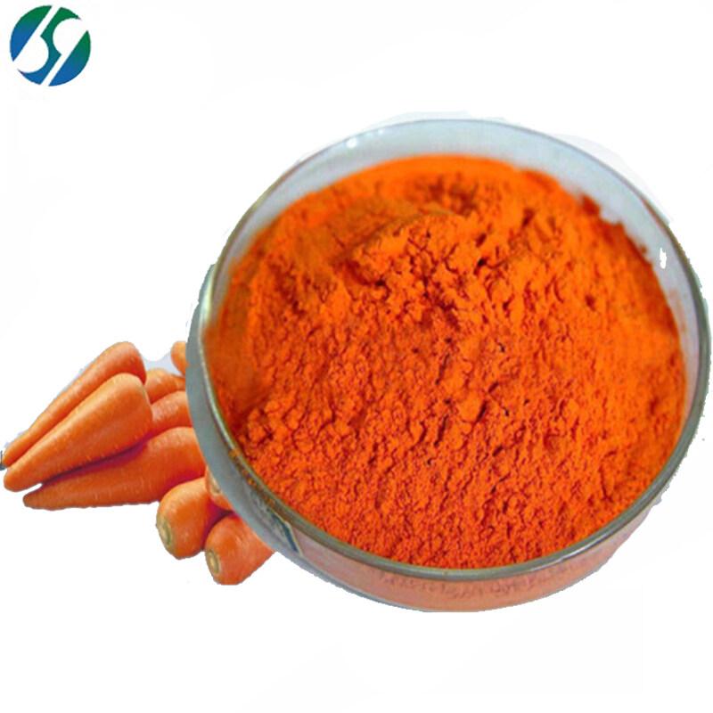 Factory Price Natural food color supplement 20% 30% 98% beta carotene