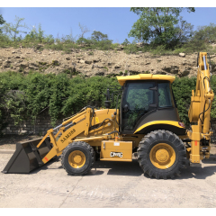Hot sale 2.5 ton  backhoe loader with cheap price