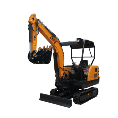 Year-end promotion brand new low price small excavator grapple earthmoving excavator