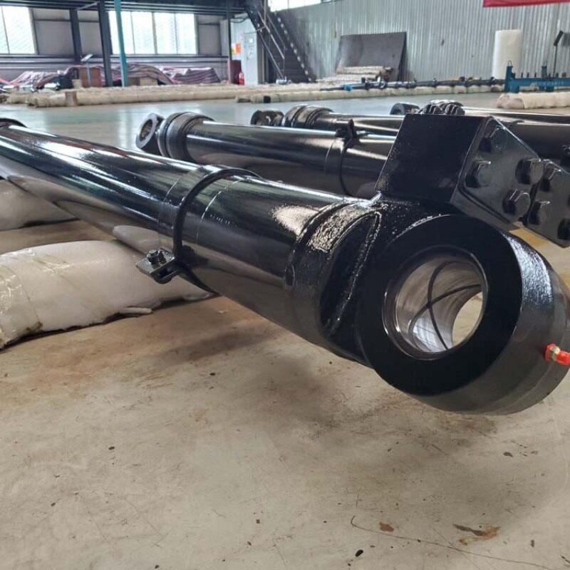 Factory wholesale Backhoe loader cylinder