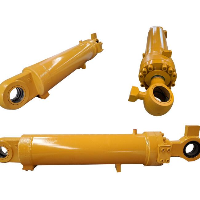 China single acting hydraulic heavy oil cylinders L958 LG958L L958F hydraulic cylinder