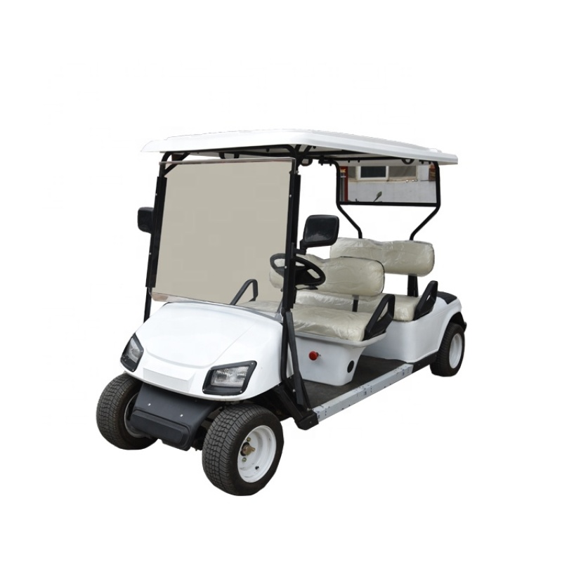 High quality Chinese cheap 4*4 4 seats golf car electric golf carts for sale