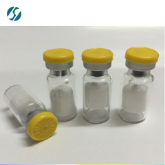 Hot selling lyophilized 62304-98-7 Thymosin alpha 1 with reasonable price and fast delivery !!