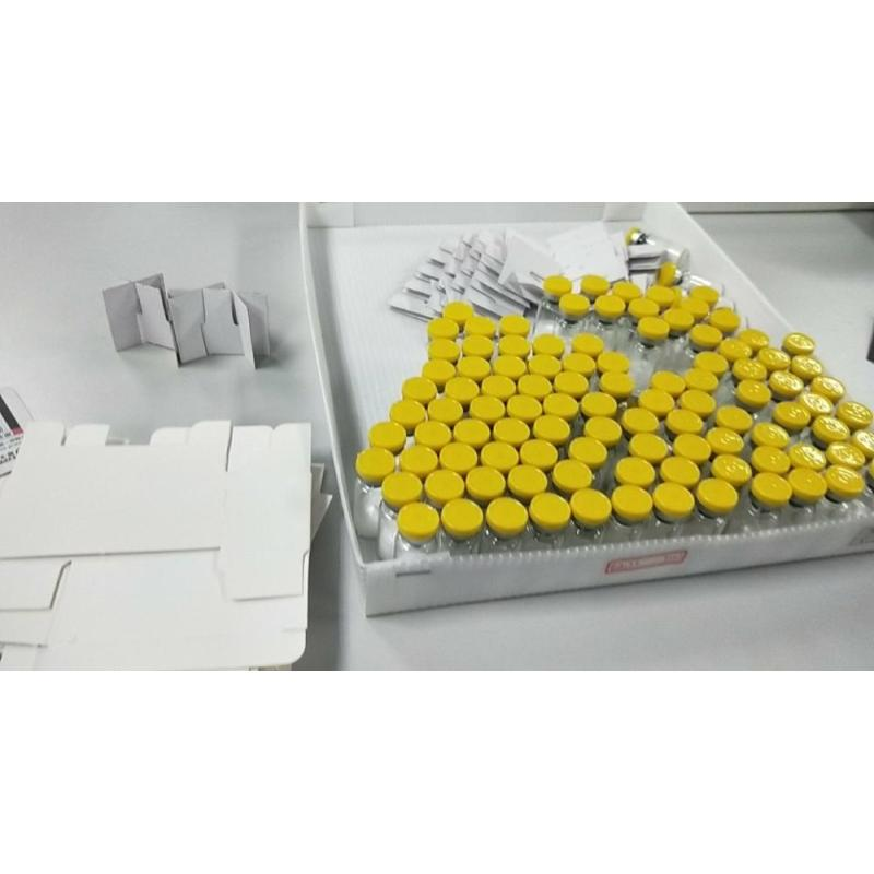 High Quality pentadecapeptide bpc 157 injection BPC157 5mg with reasonable price