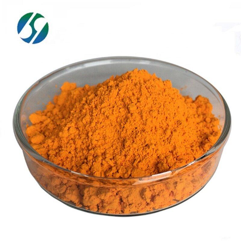 Manufacturer 95 turmeric powder curcumin with best Price 458-37-7