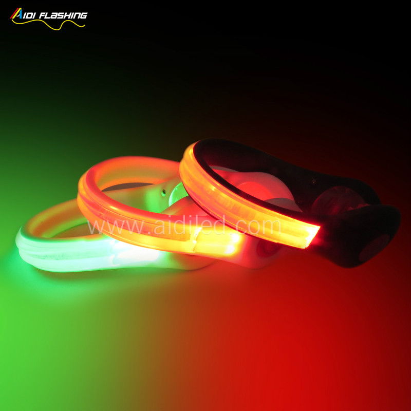 Led Shoes Clip Night Shoe Light Flashing LED Light Night Running Light Up Flashing LED Shoe
